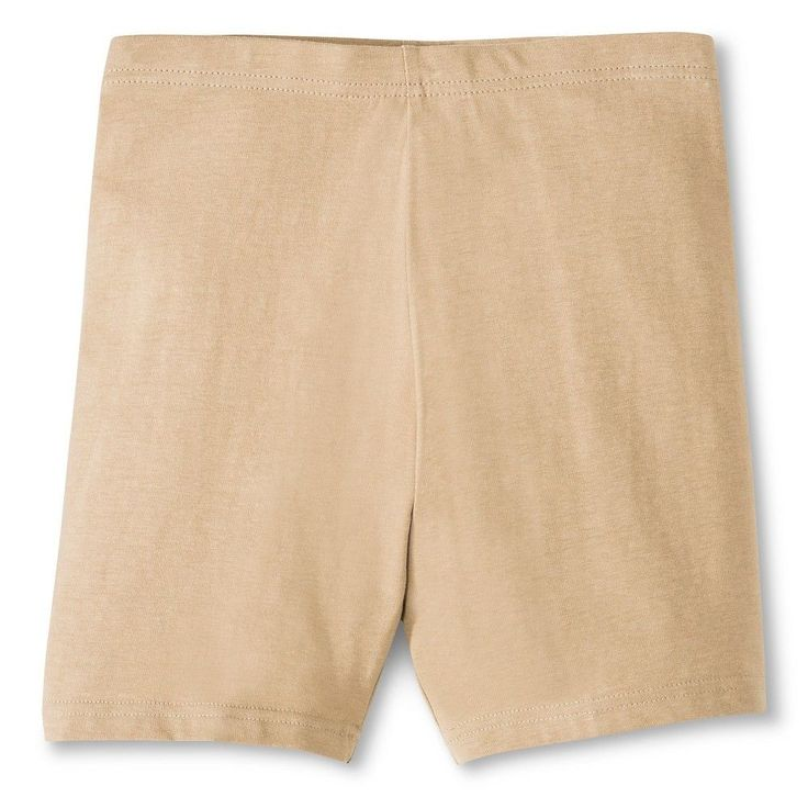 French Toast Girls' Bike Short Khaki (Green) 10, Girl's