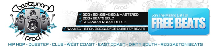 You can buy rap instrumentals from our SoundClick Channel. Only the finest rap instrumentals on the market.