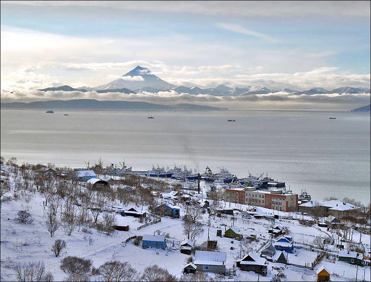 Petropavlovsk-Kamchatska