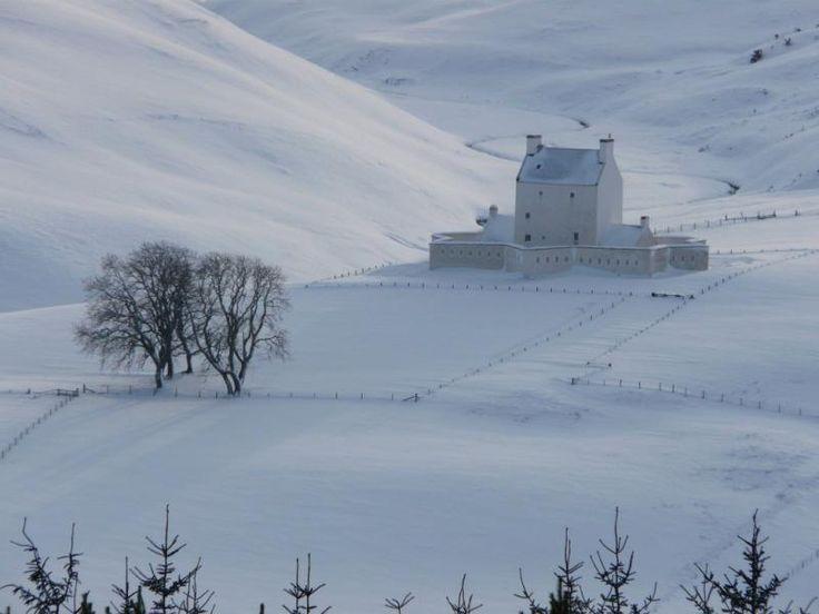 Cabin & Cottage - wildeyedsoutherncelt:   Corgarff Castle, Scotland