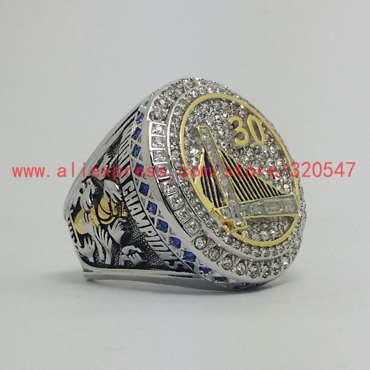 2014 2015 Golden State GSW Warriors Ring National Basketball Championship Copper Ring 8-14Size MVP CURRY