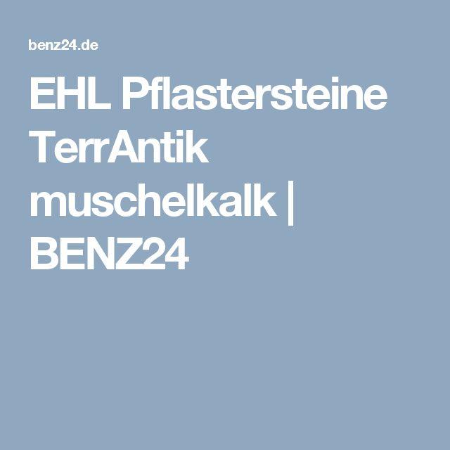 EHL Pflastersteine TerrAntik muschelkalk | BENZ24