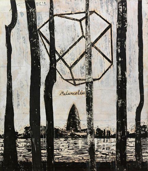 Anselm Kiefer The Rhine (Melancholia), 1982-2013. yes