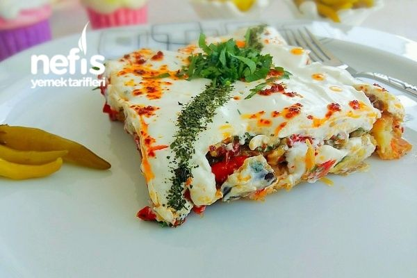 Etimekli Yoğurtlu Gün Salatası Tarifi nasıl yapılır? 16.217 kişinin defterindeki bu tarifin resimli anlatımı ve deneyenlerin fotoğrafları burada. Yazar: Nesli'nin Mutfağı