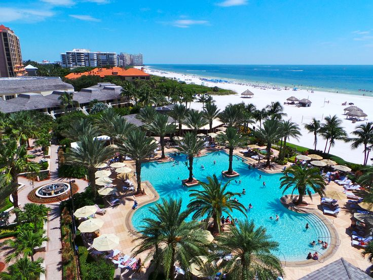 Marco Island Marriott Resort, Been To This Beach And