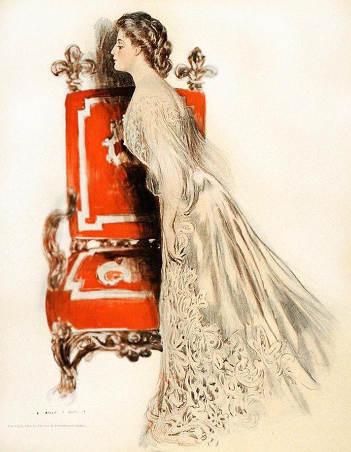 Шелковое свадебное платье в стиле модерн, с вышивкой и крупным кружевом.