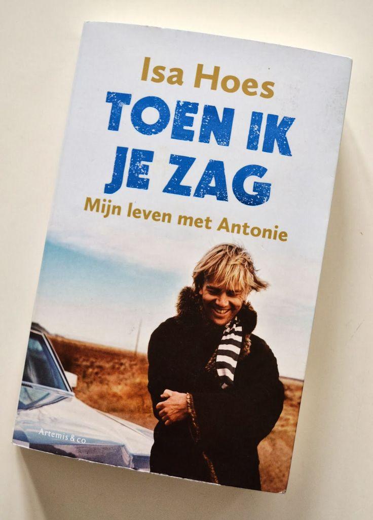Toen ik je zag - Isa Hoes