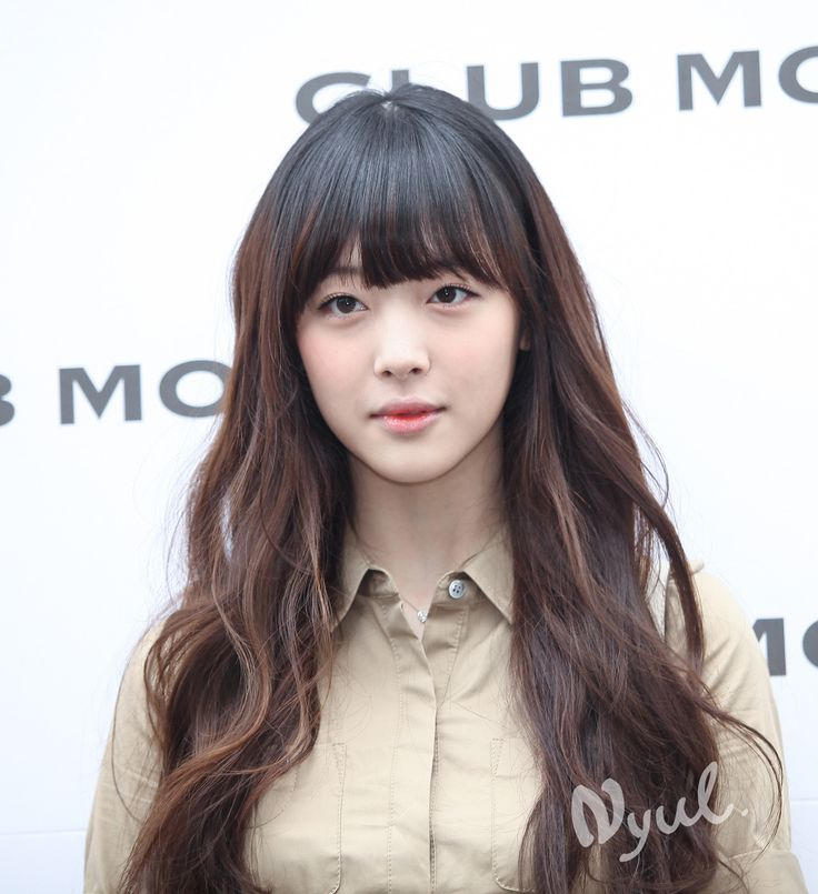 Sulli Long Hair Xx | Amazing f(x) | Pinterest