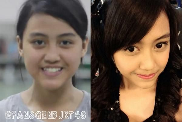Fransisca Saraswati Puspa Dewi @S_SiscaJKT48