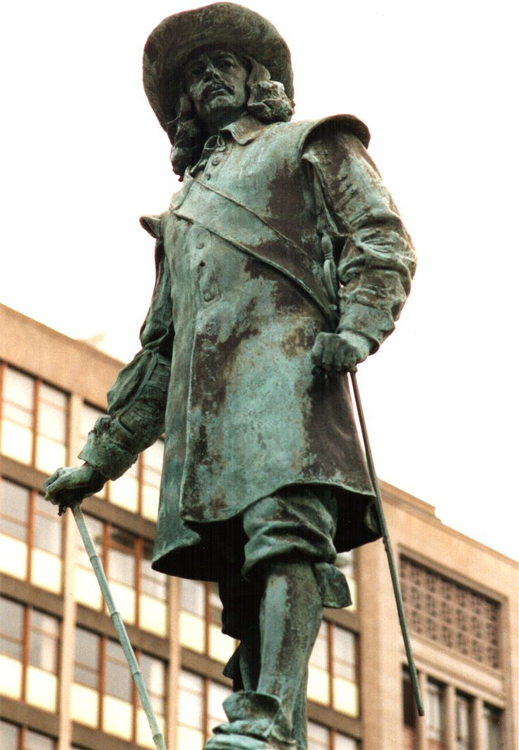 Jan van Riebeeck's statue still stands in Cape Town, so he must have done something right? ...