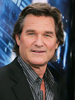 Kurt Russell. I don't care if he's old enough to be my dad, he's soooo good lookin!