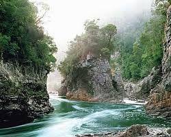 Ragam Wisata Dunia: Ragam Wisata Dunia Pulau Sungai Franklin River  Au...
