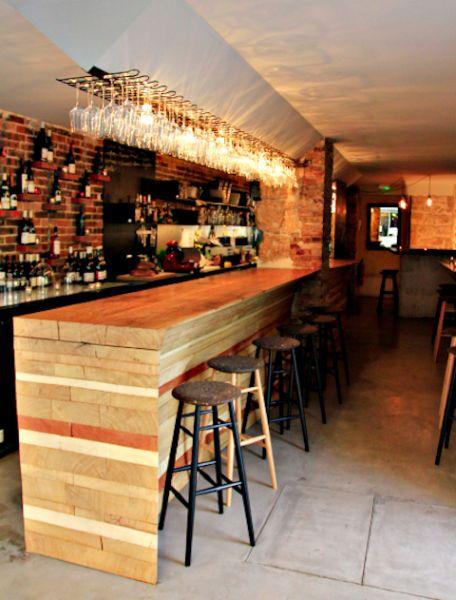 Chez nous - bar à vins - Paris, 10 Rue Dauphine, 75006 Paris, Ouvert tous les jours de 18h à 0h, 01 43 26 42 69, www.cheznousparis.com,