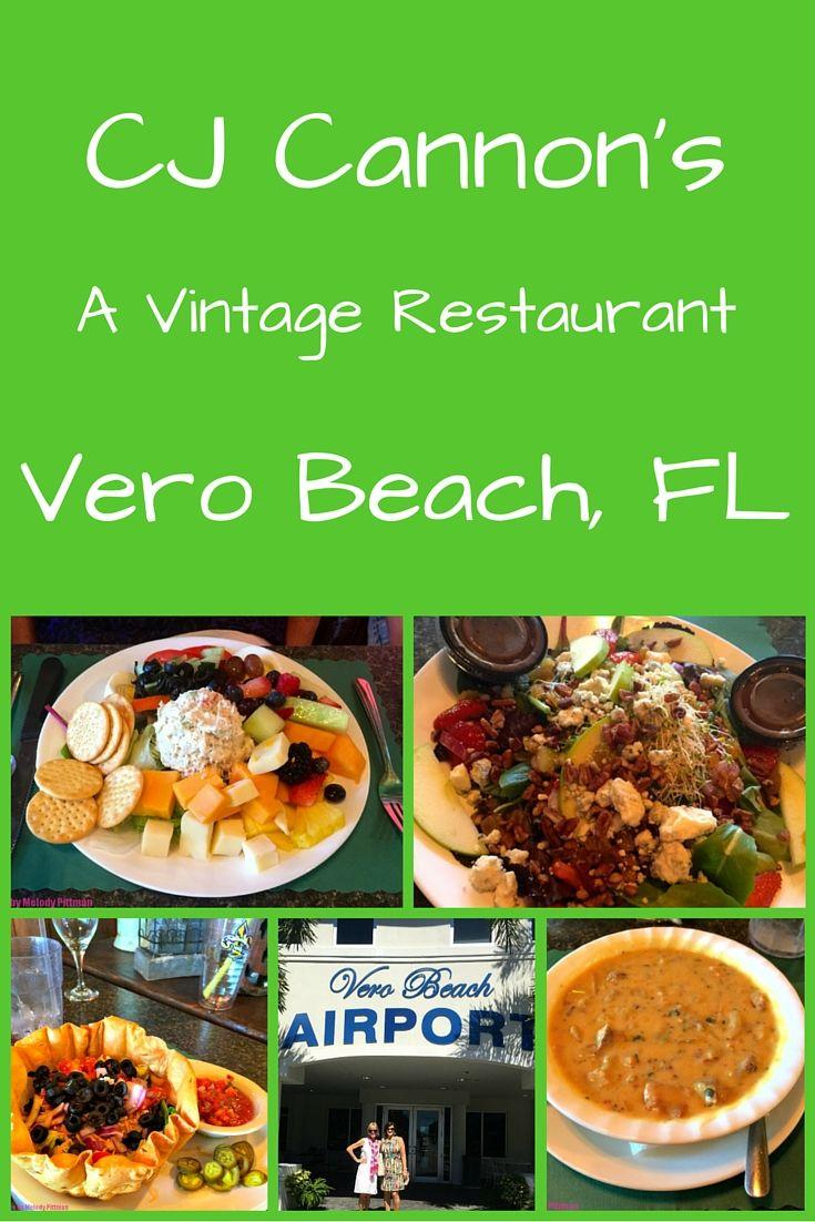 Cj Cannon S Restaurant Vero Beach