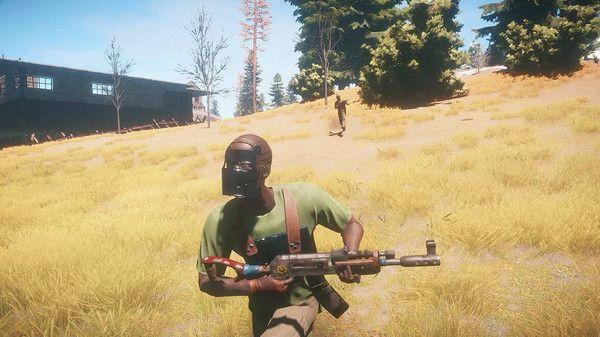 Rust on Steam