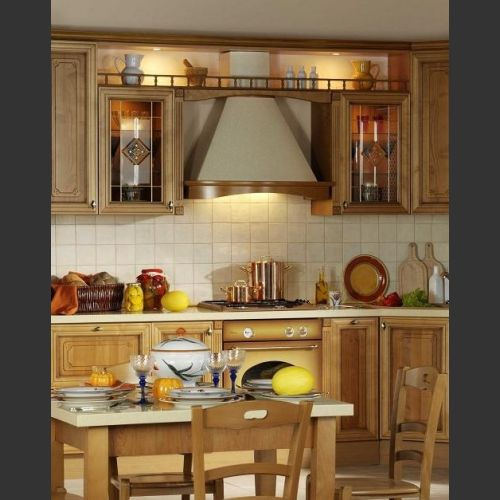 1000 images about country style wood hoods on pinterest for Italian kitchen hood