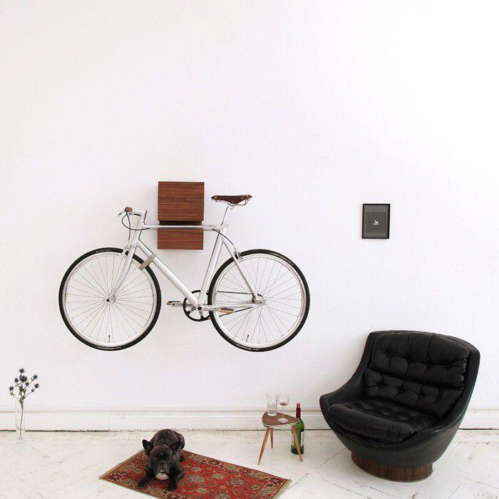 Fahrradhalterung - room