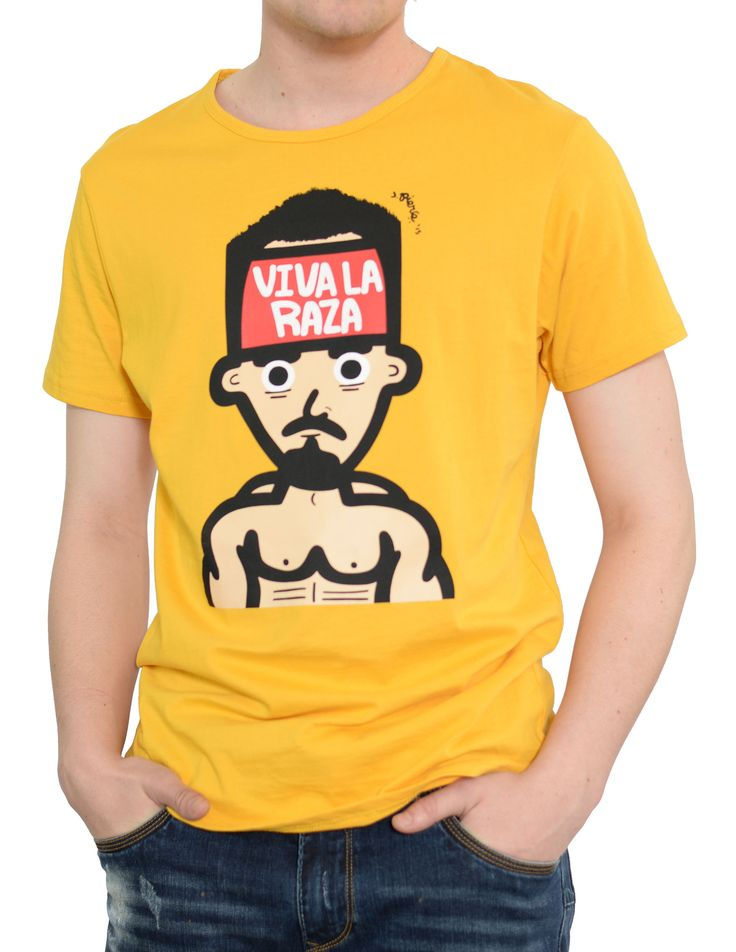 J. Pierce by Voiz Muscle Guy Short Sleeve Tee Shirt