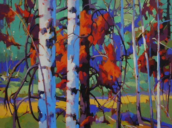 Mike Svob, Canadian artist