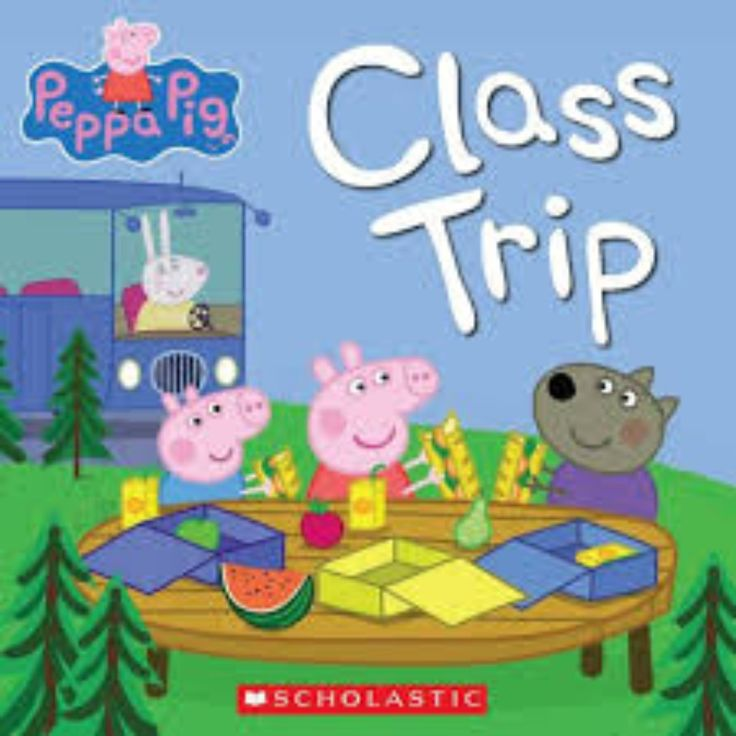 Peppa Pig Books (each $6.50)(1) My Daddy(2) Dentist trip(3) The tooth fairy(4) Peppa's big race(5) Peppa plays Football(6) Peppa goes skiing (7) George catches a cold(8) Peppa goes Swimming (9) Class trip(10) Peppa's first glasses(11) Fun at the fair(12) Peppa and the big train(13) My Granny(14) Baby Alexander (15) Peppa meets the Queen(16) Peppa's First Sleepover(17) George's New Dinosaur (18) The Biggest muddy puddle in the world(19) George's first day at playgroup(20)