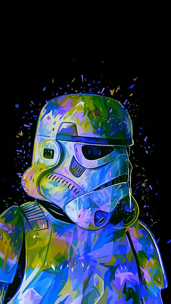 Star Wars Phone Wallpapers Star Wars Wallpaper Star Wars Art Star Wars Painting