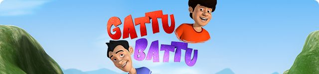 Play your favorite Gattu Battu games online at nick india.