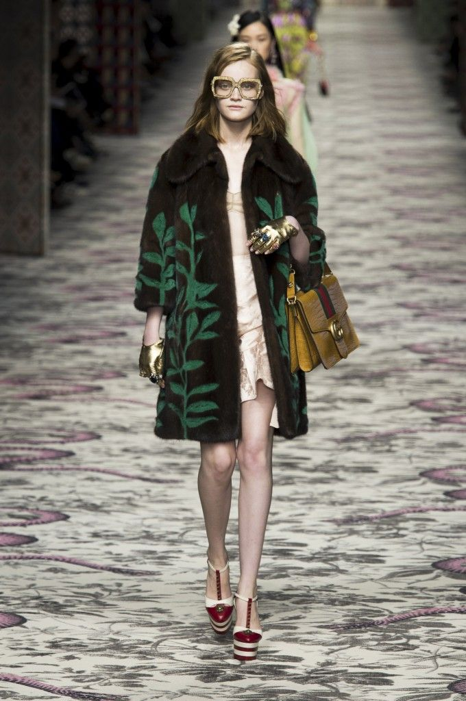 Gucci | Spring 2016 | The Impression