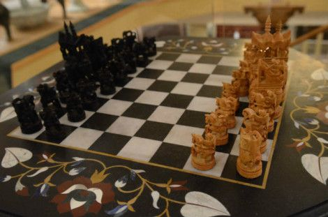 Chess also known as Chaturanga was invented in India during Gupta empire in the 6th century
