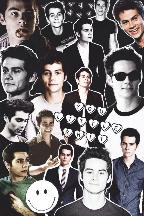 Teen Wolf Collages