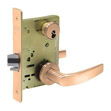 Sargent 60-8204 LNB 10 Storeroom/Closet Mortise Lock LN Rose