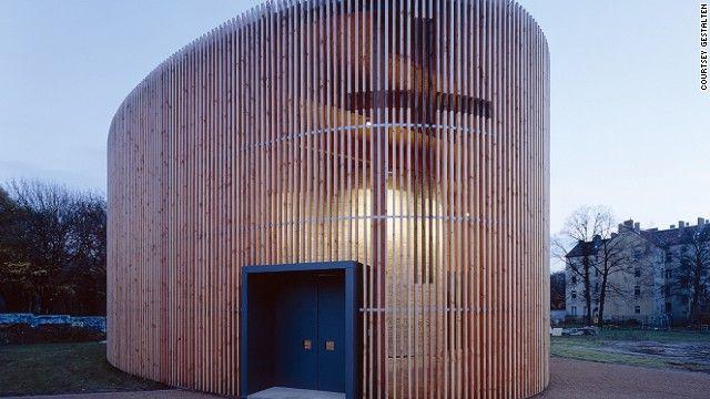 How Do You Design A Building For God Shf Residence