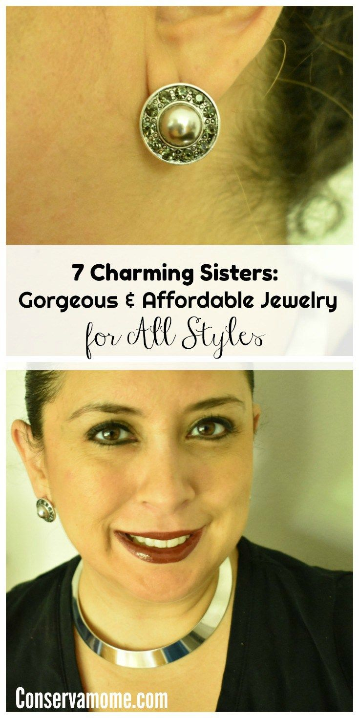 Find out why I'm head over heals with 7 Charming Sisters. An online store with gorgeous & affordable Jewelry for All Styles.