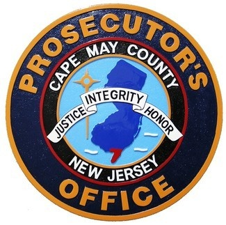Cape May NJ Prosecutors Office Seal Plaque  The prosecutor is the chief legal representative of the prosecution in countries with either the common law adversarial system, or the civil law inquisitorial system. The prosecution is the legal party responsible for presenting the case in a criminal trial against an individual accused of breaking the law.