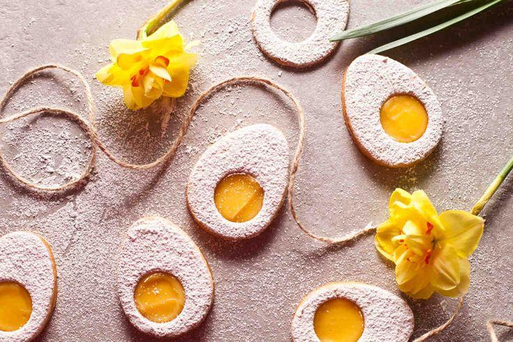Ciasteczka wielkanocne jajka. #ciasteczka #cytryna #smacznastrona #tesco #przepisy #przepis #wielkanoc #tradycja