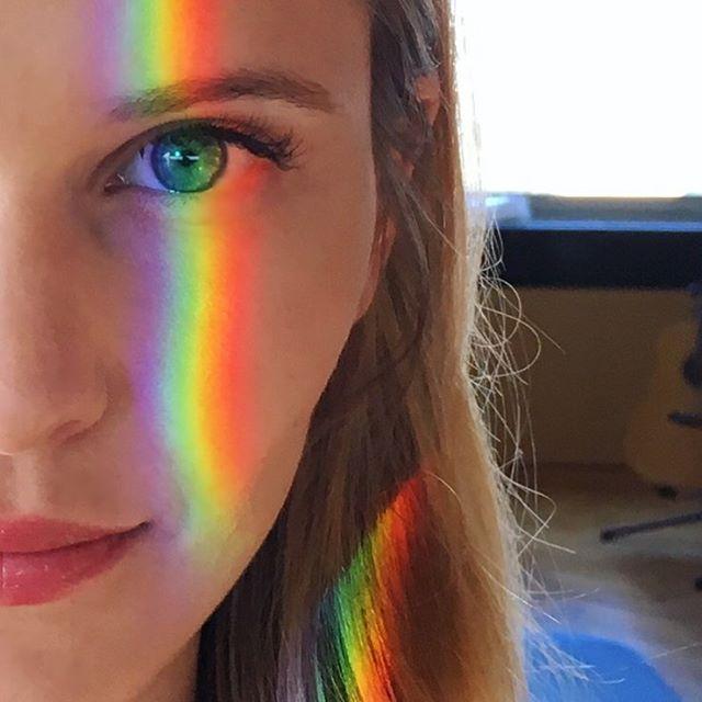 К чему снится что фотографируешь радугу изюминка, делающая