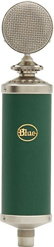 Blue Microphones - Kiwi Multipattern Condenser Microphone, Green