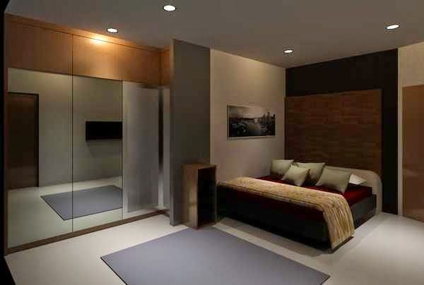 ARADES LIVING - FURNITURE & INTERIOR: Main Bedroom Duren Tiga