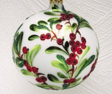 873 best christmas - ornaments images on Pinterest | Christmas ...