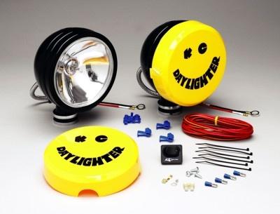 17 best images about iluminaccion led dodge 2500 lights daylighter daylighter 100 watt long range black kc hilites auxiliary lighting