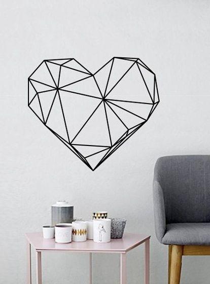 ideas economicas para decoracion de habitaciones hilos