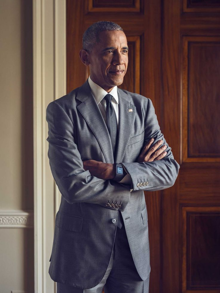 Barack Obama: Now Is the Greatest Time to Be Alive | President Barack Obama, photographed in the Old Family Dining Room of the White House on August 24, 2016. | Credit:Christopher Anderson/Magnum Photos | From WIRED.com