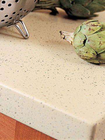 Kitchen Countertop Picks: Solid Surface Countertops