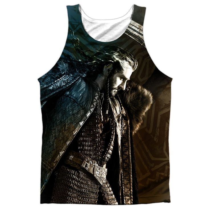 """Checkout our #LicensedGear products FREE SHIPPING + 10% OFF Coupon Code """"Official"""" Hobbit/king (front/back)-adult 100% Poly Tank T- Shirt - Hobbit/king (front/back)-adult 100% Poly Tank T- Shirt - Price: $24.99. Buy now at https://officiallylicensedgear.com/hobbit-king-front-back-adult-100-poly-tank-shirt-licensed"""