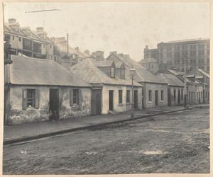19.From No 41 Windmill Street Millers Point.   Library of NSW Search - Manuscripts, Oral History, and Pictures Catalogue - State Library of New South Wales