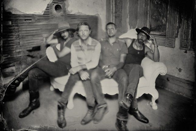Tintype Portraits of a New Generation of Folk Singers