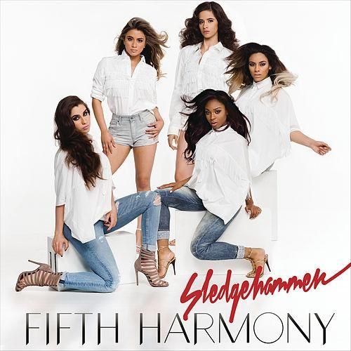 Fifth Harmony: Sledgehammer (CD Single) - 2014.