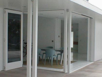 Allow The Fresh Air To Come In With This Beautiful Pocket Sliding Door. The  Doors
