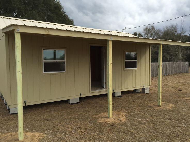 Prefabricated Wood Buildings And Sheds   Florida Gulf Sheds, Inc.