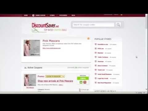Pink Mascara Coupon, Shipping, Promo - Pink Mascara Coupons