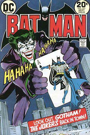 Joker (comics) - Wikipedia, the free encyclopedia